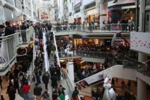 Centre Commercial Eaton Toronto