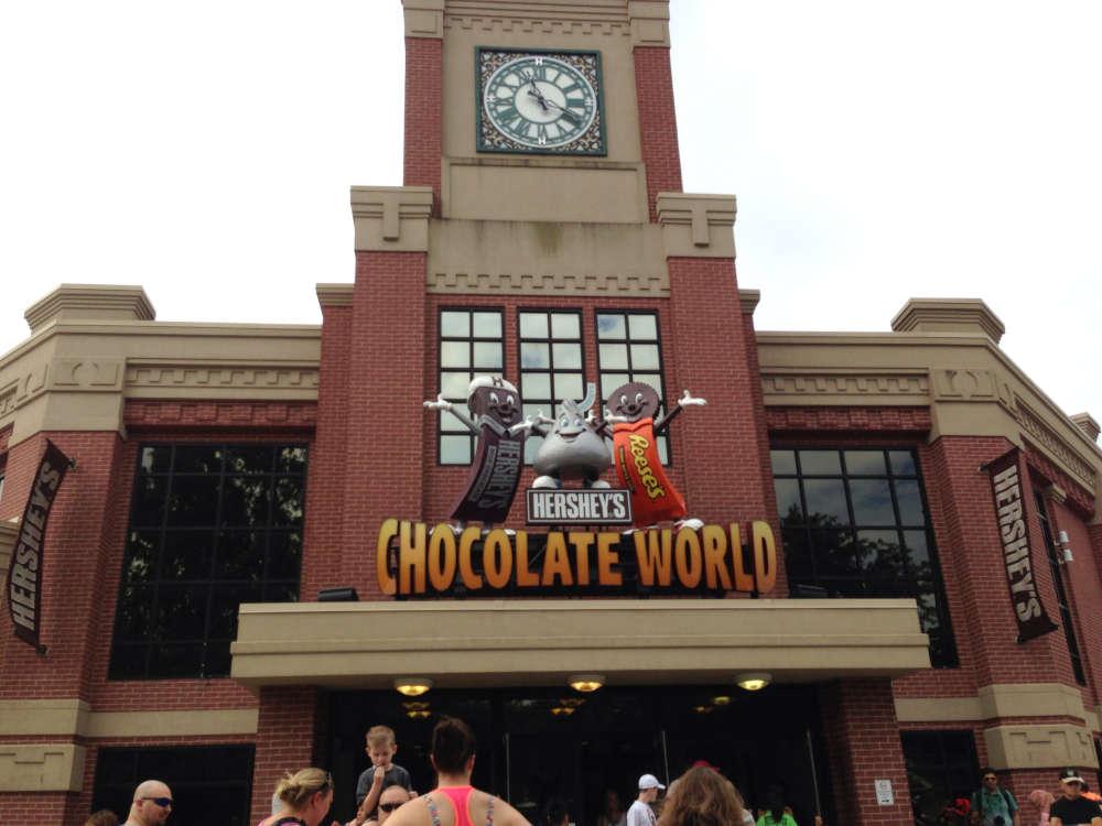 Parc du Chocolat Hershey